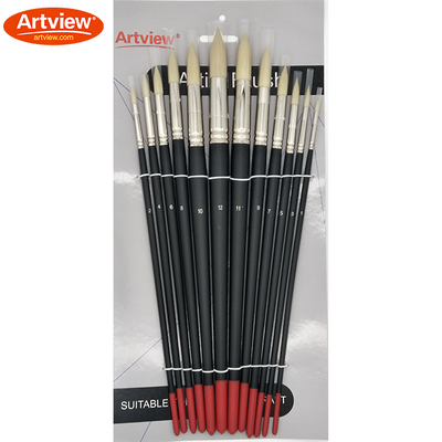 Synthetic Bristle Brush
